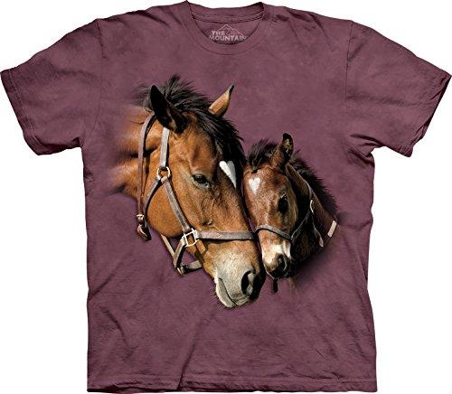 t-shirt cheval