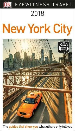 DK Eyewitness Travel Guide New York City: 2018