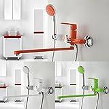 Global Brands Online FRAP F223X 13.78in Outlet Rohr Bad Dusche Wasserhahn Mixer Set