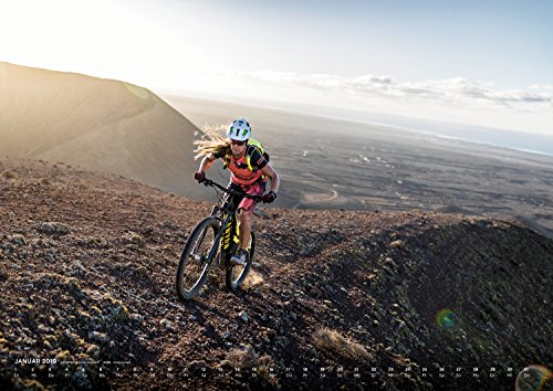 E-Mountain Bike Kalender by Markus Greber. EMTB E-MTB, EBike E-Bike, E-Mountainbike EMountainbike, MTB, Bike, Mountainbike Wandkalender im DIN A2 Format