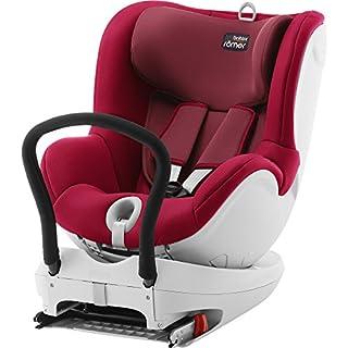 Britax Römer DUALFIX Group 0+/1 (Birth-18kg) Car Seat - Flame Red (B016224UD2) | Amazon price tracker / tracking, Amazon price history charts, Amazon price watches, Amazon price drop alerts