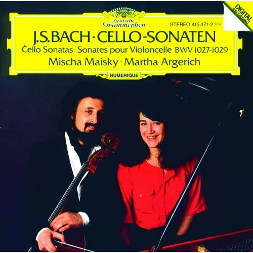 Bach, J.S.: Cello Sonatas BWV 1027-1029