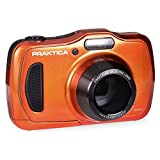 Best Digital Compact Cameras 2015s - Praktica Luxmedia WP240 Waterproof Digital Compact Camera Review