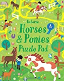 Horses and Ponies Puzzles Pad (Puzzles Pads)