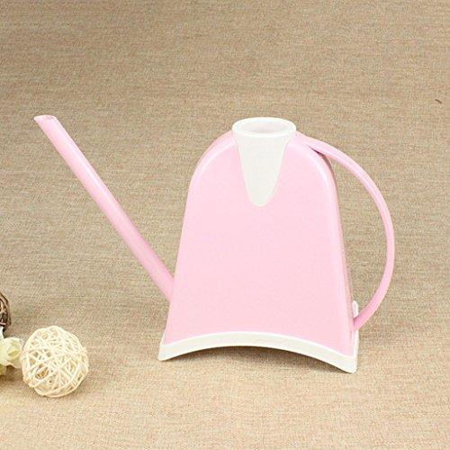 Wddwarmhome 1.1L Petit Calibre Arrosage Bouilloire Bureau Plantes En Pot Arrosage Pot Ménage Enfant Mini Arrosage ( Couleur : Rose )