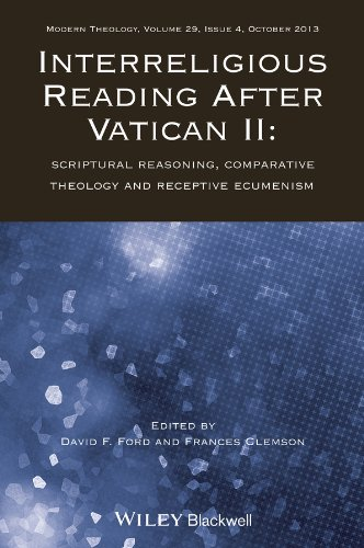 Interreligious Reading After Vatican II: Scriptural Reasoning, Comparative Theology and Receptive Ecumenism (Directions in Modern Theology, Band 29) Clemson Band