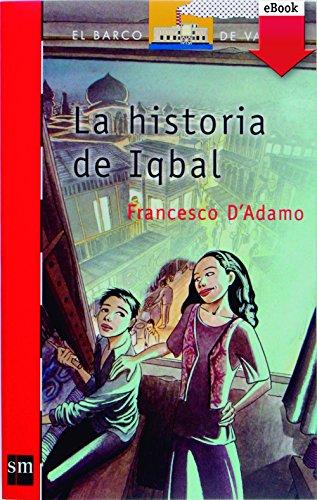 Descarga gratuita La historia de Iqbal (eBook-ePub) PDF
