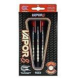 Target Darts Bersaglio freccette VAPOR8freccette con punta morbida, 100485, 18G 02