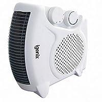 Igenix IG9010 Flat/Upright Fan Heater