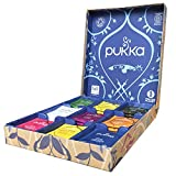 Pukka Tea Selection Box, Collection of Organic Herbal Teas (1 Box, 45 Sachets)