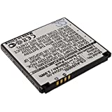 Replacement battery for Garmin-Asus nuvifone A50, 01000846, GarminFone