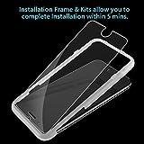 iPhone 8 / 7 / 6s / 6 Panzerglas [3 Stück] - Syncwire HD Panzerglasfolie 9H Härte 2.5D Displayschutzfolie für Apple iPhone 8 / 7 / 6s / 6 [Bruchsicher, Blasenfrei, 3D-Touch, mit Hülle Verwendbar, Leicht Anzubringen] - 51Pdz4OOyGL - iPhone 8 / 7 / 6s / 6 Panzerglas [3 Stück] – Syncwire HD Panzerglasfolie 9H Härte 2.5D Displayschutzfolie für Apple iPhone 8 / 7 / 6s / 6 [Bruchsicher, Blasenfrei, 3D-Touch, mit Hülle Verwendbar, Leicht Anzubringen]