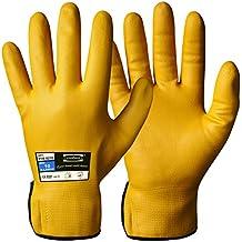 granberg 114.4270–11–Lot de 12paires de gants avec revêtement micro-mousse en nitrile, d'huile et d'eau répulsif, non doublé, résistant à la chaleur, Taille 11, XX-Large (Lot de 12)