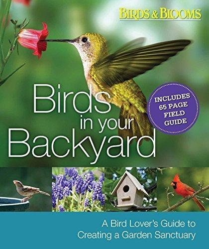 Birds in Your Backyard: A Bird Lover's Guide to Creating a Garden Sanctuary by Robert Dolezal (2009-02-05) (Lovers Bird Guide Backyard)