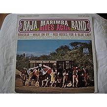 Baja Marimba Band - Rides Again - A&M Records - 212 030