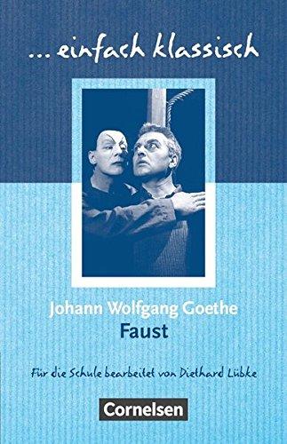 Faust por Johann Wolfgang von Goethe