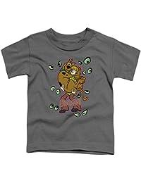 Scooby Doo-Scooby et Scrappy-bleu-unisexe T-Shirt