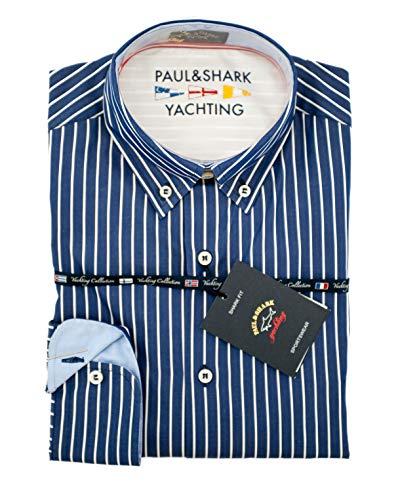 Paul & shark camicia slim fit (39)