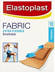 Elastoplast Fabric Extra Flexible Breathable Plasters