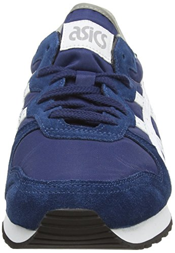 Asics Oc Runner, Sneakers Basses Mixte adulte Bleu (poseidon/white 5801)
