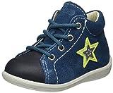 RICOSTA Baby Jungen Andi-S Sneaker, Blau (Pavone), 21 EU