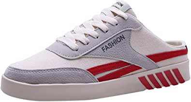 Oyedens Uomo Sneakers Scarpe da Ginnastica Basse Running Tennis Scarpe Foundation 2019 Nuovo Moda Scarpe da Ginnastica Basse Uomo Mesh Shoes Leisure Sports Breathable Shoes