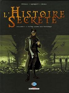 """Afficher """"L'histoire secrète n° 7<br /> Notre-Dame des ténèbres"""""""