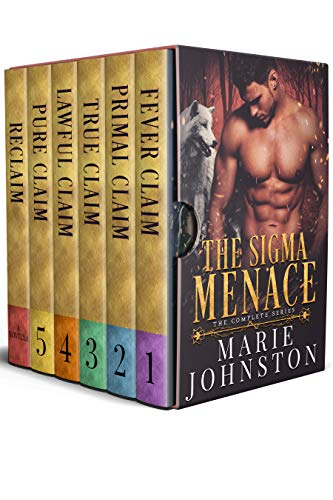 The Sigma Menace Collection: Books 1-5 (English Edition) Sigma-pack