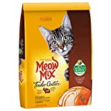 Meow Mix Tender Centers Salmon & Turkey Flavors with Vitality Bursts Dry Cat Food, 13.5 lb