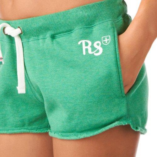 Rampant - Short - Femme Vert (Emerald)