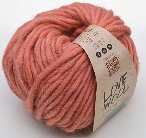 Katia Love Wool 111Amber 100G lana