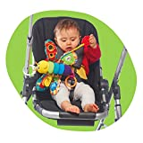 Lamaze Freddie the Firefly Clip On Pram and Pushchair Baby Toy Bild 2
