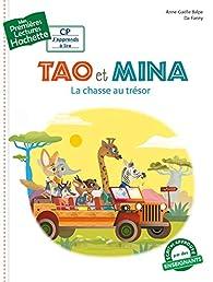 1ères lectures  Tao et Mina : La chasse au trésor par Anne-Gaëlle Balpe