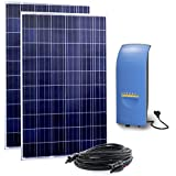 Offgridtec® Solar-Direct 500W Solaranlage Hausnetz-Einspeisung Steckdose