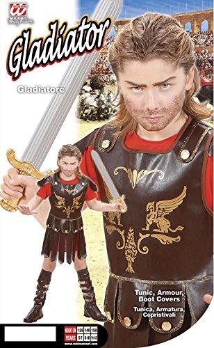 Imagen de gladiador  niños disfraz  medium  140cm alternativa