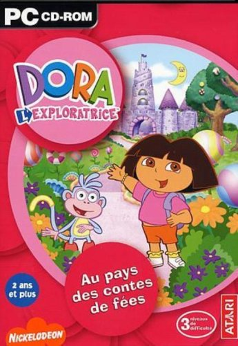 Dora Pays Contes De Fee Kids