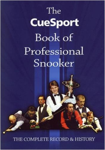 The CueSport Book of Professional Snooker: The Complete Record and History por Eric Norman Hayton