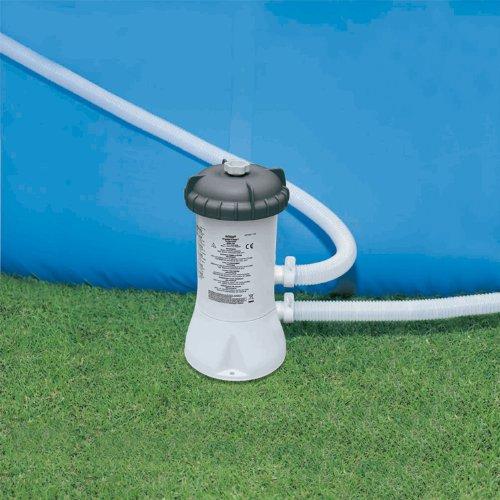 Intex Aufstellpool Easy Set Pools®, Blau, Ø 366 x 76 cm -