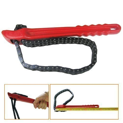 Frohe Werkzeuge Hk Double Line Rohrkettenschlüssel Ölfilter Für Auto 450.181