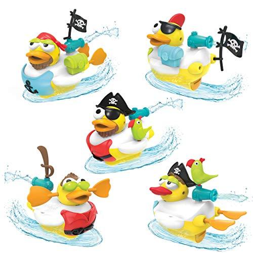 Yookidoo Jet Duck Crea un Pirata - Juguete de Baño,...