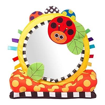 Sassy 0037977805765Soft Floor Mirror Toy