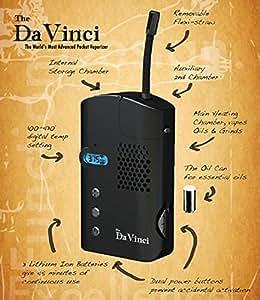 Da Vinci - Vape - vaporisateur Vapo atomiseur vaporisateur - herbes d'herbes sèches - pas de combustion