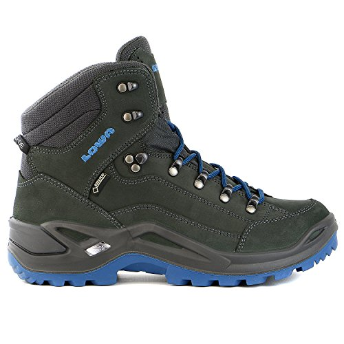 LOWA Renegade GTX Mid (310945-4285) Anthracite/Denim