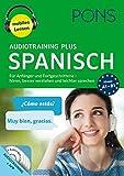 PONS Audiotraining Plus Spanisch: Für Anfänger und Fortgeschrittene - hören, besser verstehen u. leichter sprechen