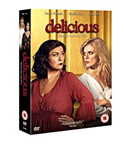 Delicious: Series One And Two Box Set [DVD]