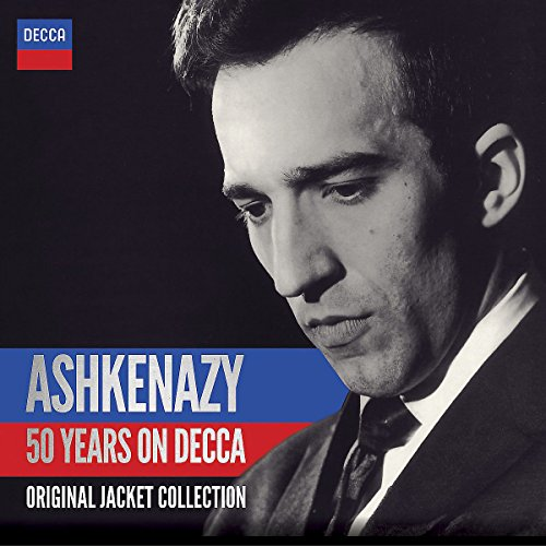 Vladimir Ashkenazy: 50 Years on Decca (Coffret 50 CD)