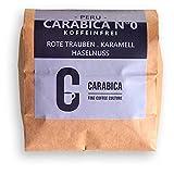 carabica N°zero - entkoffeinierter Kaffee aus Peru - 725g ganze Bohne