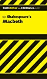 CliffsNotes On Shakespeare's Macbeth: Library Edition