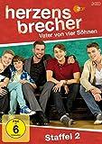 Herzensbrecher - Vater von vier Söhnen Staffel 2 [3 DVDs]