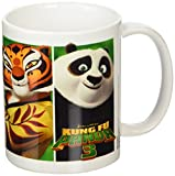 Kung Fu Panda 3 MG23840 (Characters Mug, Céramique, Multicolore, 11oz/315ml